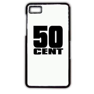 50 Cent Logo TATUM-134 Blackberry Phonecase Cover For Blackberry Q10, Blackberry Z10 - tatumcase