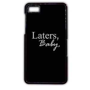 50 Shades Of Grey Quote Phonecase Cover Case For Blackberry Q10 Blackberry Z10 - tatumcase