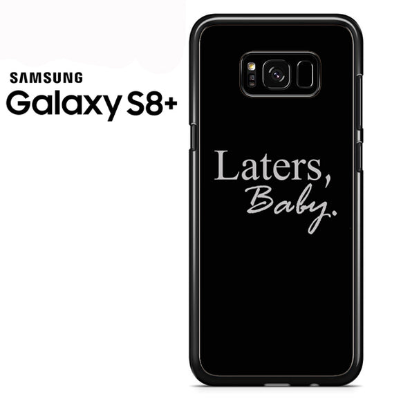 50 shades of grey quote - Samsung Galaxy S8 Plus Case - Tatumcase