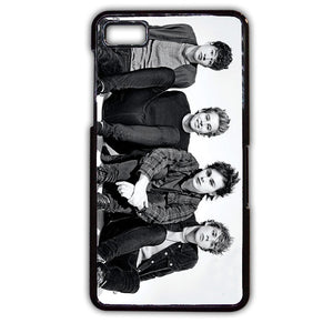 5 SOS Seconds Of Summers All Band Character TATUM-130 Blackberry Phonecase Cover For Blackberry Q10, Blackberry Z10 - tatumcase