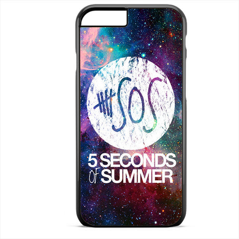 5 Second of Summer Logo Galaxy Nebula TATUM-66 Apple Phonecase Cover For Iphone 4 / 4S, Iphone 5 / 5S, Phone 5C, Iphone 6, Iphone 6 Plus
