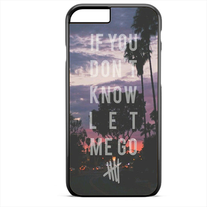 5 Seconds Of Summer Phonecase For Iphone 4/4S Iphone 5/5S Iphone 5C Iphone 6 Iphone 6S Iphone 6 Plus Iphone 6S Plus