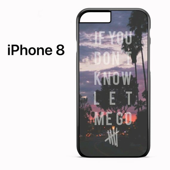 5 Seconds of Summer 2 - iPhone 8 Case - Tatumcase