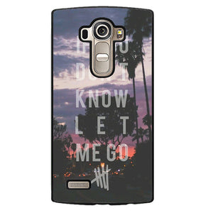 5 Seconds Of Summer Phonecase Cover Case For LG G3 LG G4 - tatumcase