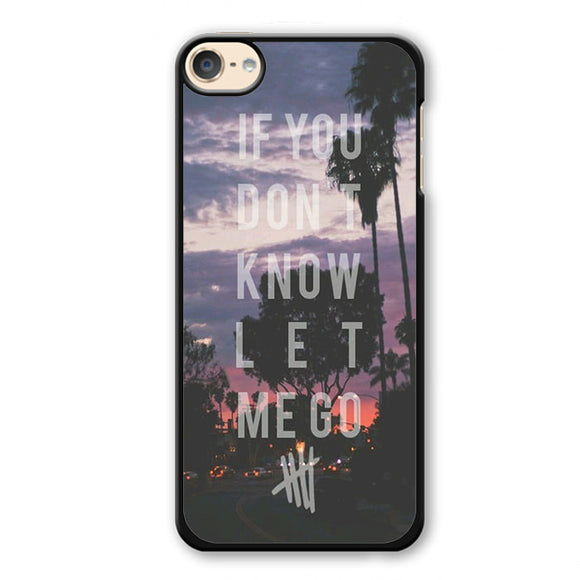 5 Seconds Of Summer Phonecase Cover Case For Apple Ipod 4 Ipod 5 Ipod 6 - tatumcase