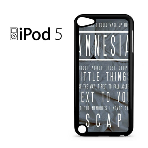 5 Seconds of Summer Amnesia - iPod 5 Case - Tatumcase