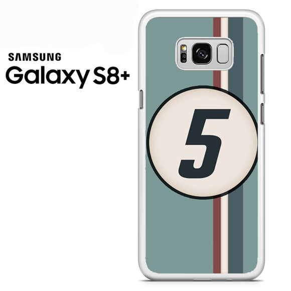 5 derby vintage art - Samsung Galaxy S8 Plus Case - Tatumcase