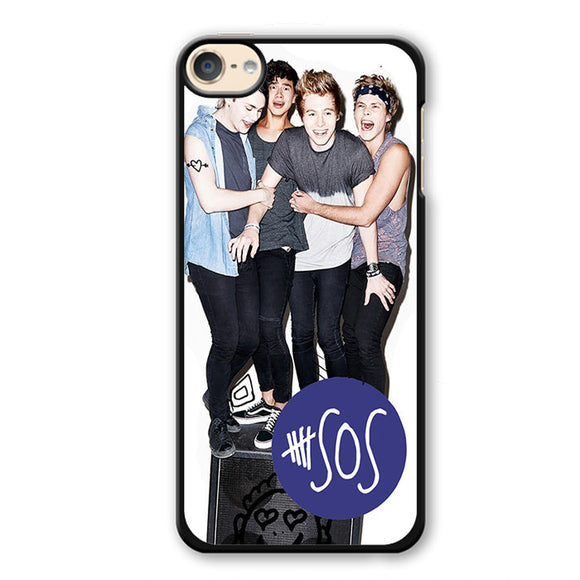 5 Seconds Of Summer Band TATUM-78 Apple Phonecase Cover For Ipod Touch 4, Ipod Touch 5, Ipod Touch 6 - tatumcase