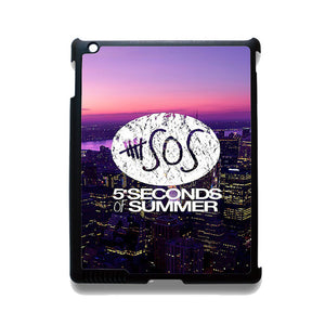 5 Seconds Of Summer City Logo Cool Band TATUM-81 Apple Phonecase Cover For Ipad 2/3/4, Ipad Mini 2/3/4, Ipad Air, Ipad Air 2 - tatumcase