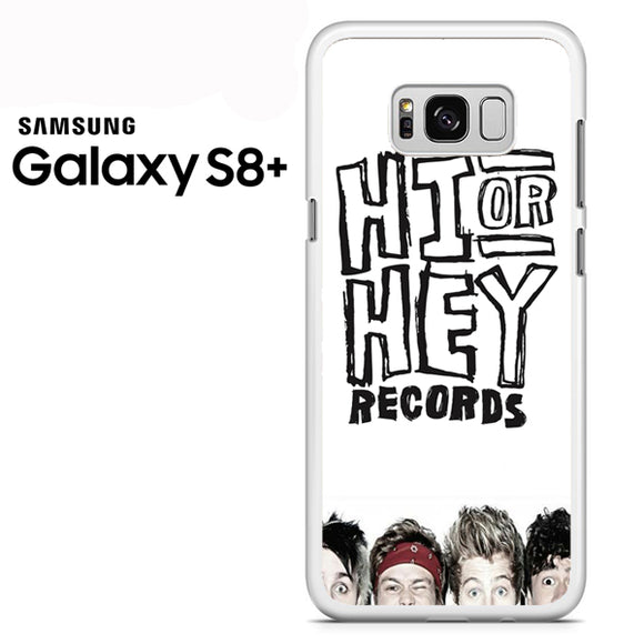 5 seconds of summer hi or hey - Samsung Galaxy S8 Plus Case - Tatumcase