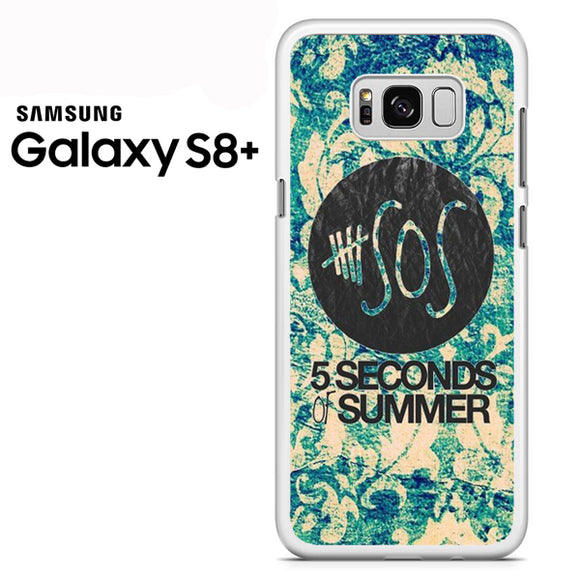 5 seconds of summer vintage - Samsung Galaxy S8 Plus Case - Tatumcase