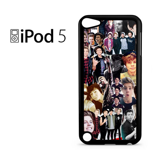 5 sos collage (2) - iPod 5 Case - Tatumcase