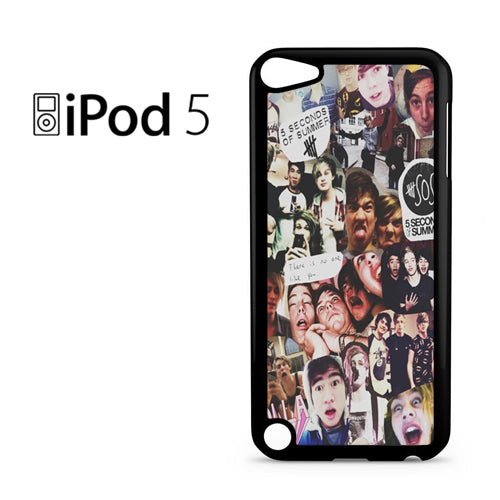5 sos collage - iPod 5 Case - Tatumcase