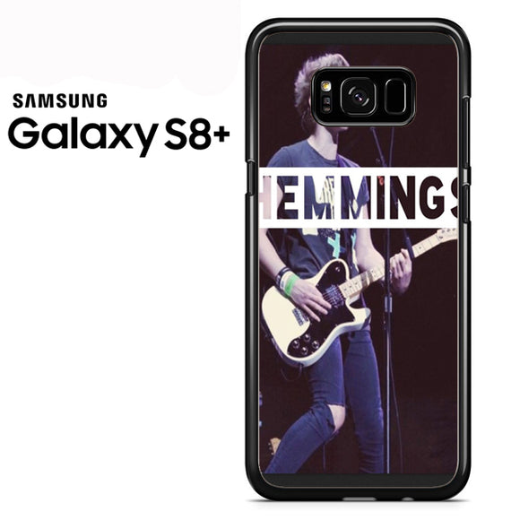 5 sos hemmings - Samsung Galaxy S8 Plus Case - Tatumcase