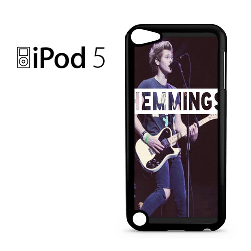 5 sos hemmings - iPod 5 Case - Tatumcase