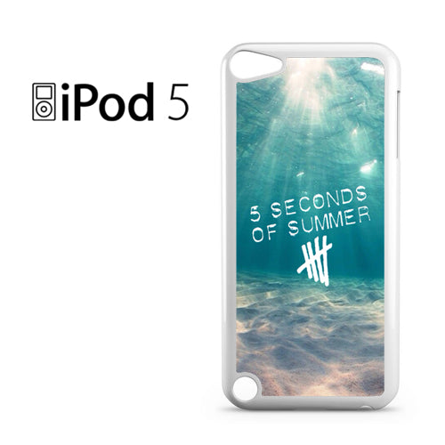 5 sos logo - iPod 5 Case - Tatumcase