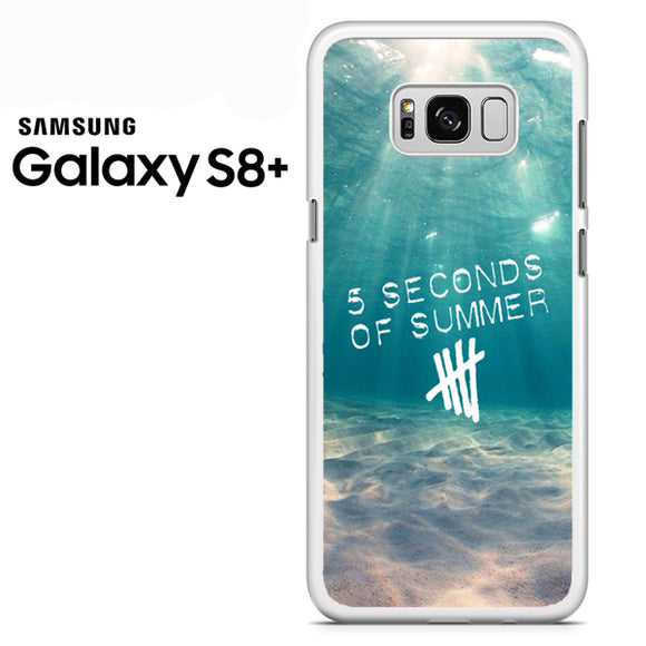 5 sos logo - Samsung Galaxy S8 Plus Case - Tatumcase