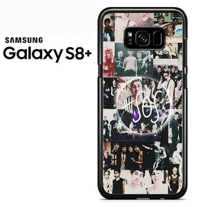 5 sos photo collage - Samsung Galaxy S8 Plus Case - Tatumcase