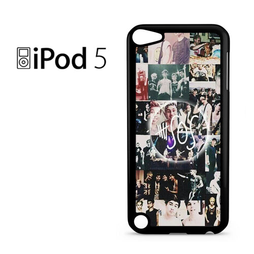 5 sos photo collage - iPod 5 Case - Tatumcase