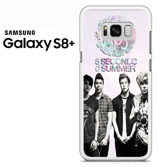 5seconds of summer 5 sos - Samsung Galaxy S8 Plus Case - Tatumcase