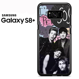 5seconds of summer - Samsung Galaxy S8 Plus Case - Tatumcase