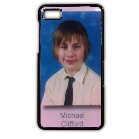 5sos Fetus Michael Clifford TATUM-144 Blackberry Phonecase Cover For Blackberry Q10, Blackberry Z10 - tatumcase
