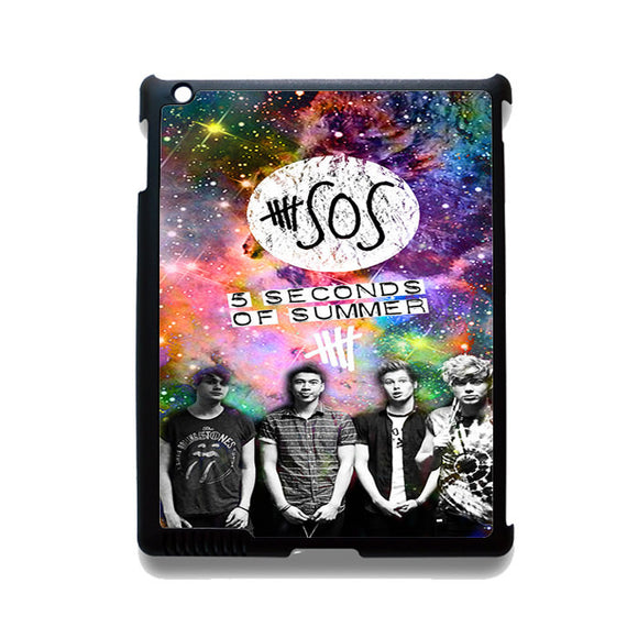 5 Second Of Summer Nebula TATUM-67 Apple Phonecase Cover For Ipad 2/3/4, Ipad Mini 2/3/4, Ipad Air, Ipad Air 2 - tatumcase