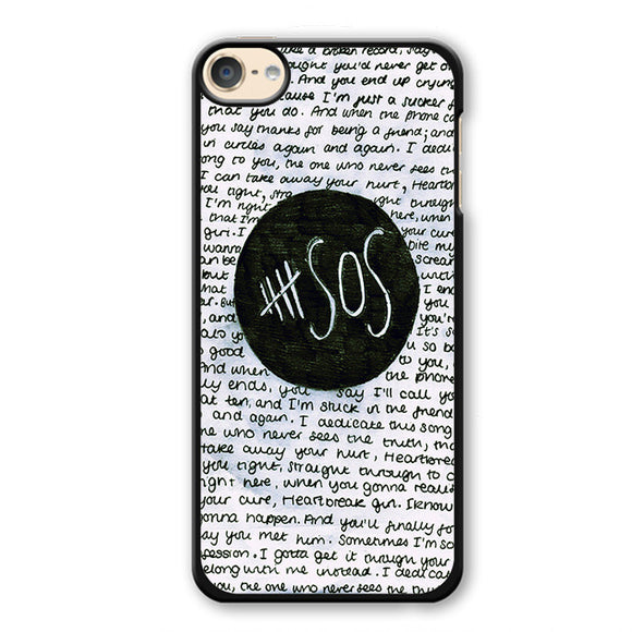 5 Seconds Of Summer Band Quotes TATUM-79 Apple Phonecase Cover For Ipod Touch 4, Ipod Touch 5, Ipod Touch 6 - tatumcase