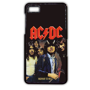 AC DC Crews TATUM-234 Blackberry Phonecase Cover For Blackberry Q10, Blackberry Z10 - tatumcase