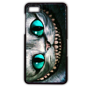 Alice In Wonderland Cat Chesire Disney TATUM-511 Blackberry Phonecase Cover For Blackberry Q10, Blackberry Z10 - tatumcase