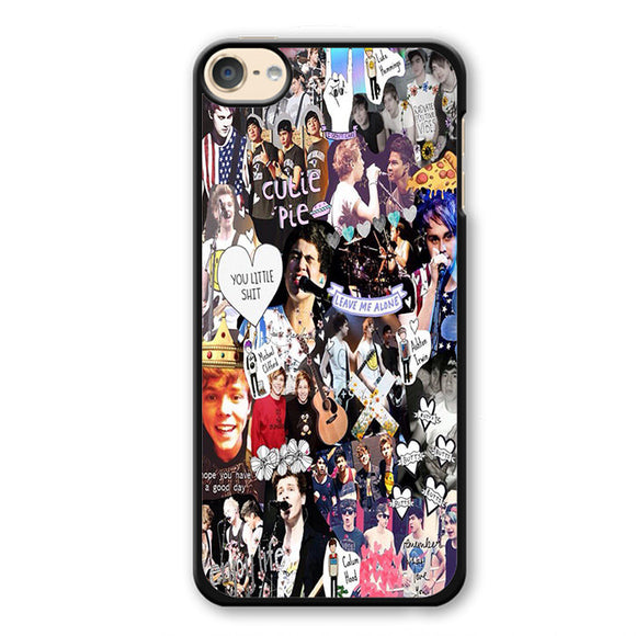 5 Seconds Of Summer Crews TATUM-85 Apple Phonecase Cover For Ipod Touch 4, Ipod Touch 5, Ipod Touch 6 - tatumcase