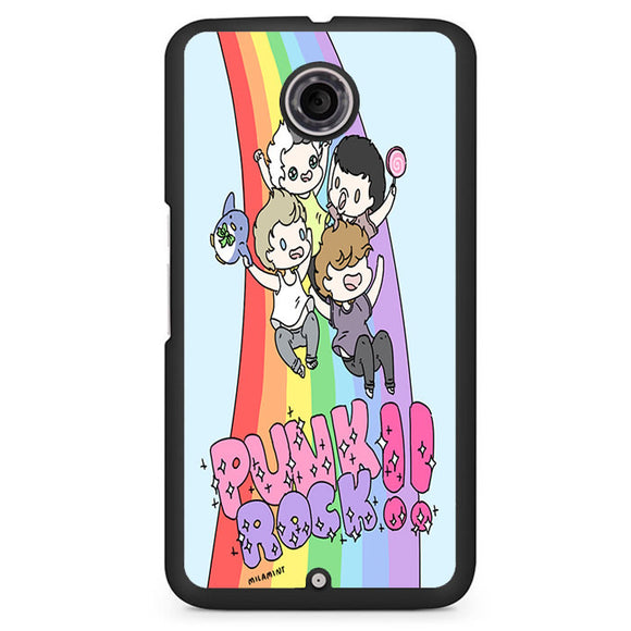 5 Seconds Of Summer Fan Art TATUM-86 Google Phonecase Cover For Nexus 4, Nexus 5, Nexus 6 - tatumcase