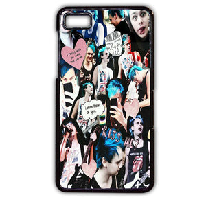 5 Sos Crews Collage TATUM-120 Blackberry Phonecase Cover For Blackberry Q10, Blackberry Z10 - tatumcase