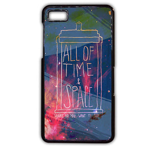 All Of Time And Space TATUM-611 Blackberry Phonecase Cover For Blackberry Q10, Blackberry Z10