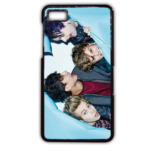 5 Seconds Of Summer Coll TATUM-82 Blackberry Phonecase Cover For Blackberry Q10, Blackberry Z10 - tatumcase