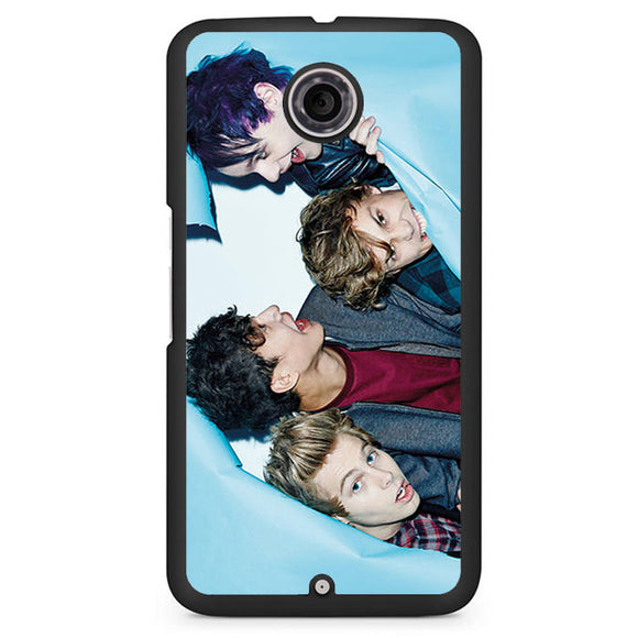 5 Seconds Of Summer Coll TATUM-82 Google Phonecase Cover For Nexus 4, Nexus 5, Nexus 6 - tatumcase