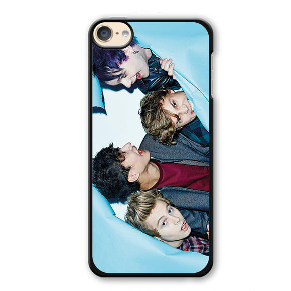 5 Seconds Of Summer Coll TATUM-82 Apple Phonecase Cover For Ipod Touch 4, Ipod Touch 5, Ipod Touch 6 - tatumcase