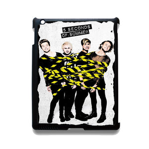 5 Seconds Of Summer Album TATUM-72 Apple Phonecase Cover For Ipad 2/3/4, Ipad Mini 2/3/4, Ipad Air, Ipad Air 2 - tatumcase