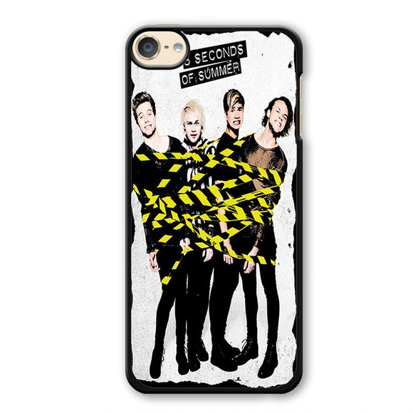 5 Seconds Of Summer Album TATUM-72 Apple Phonecase Cover For Ipod Touch 4, Ipod Touch 5, Ipod Touch 6 - tatumcase