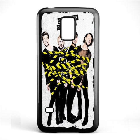 5 Seconds Of Summer Album TATUM-72 Samsung Phonecase Cover Samsung Galaxy S3 Mini Galaxy S4 Mini Galaxy S5 Mini
