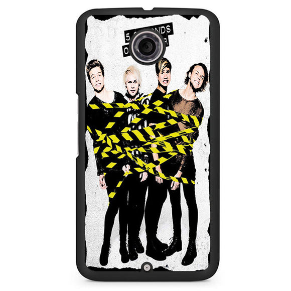 5 Seconds Of Summer Album TATUM-72 Google Phonecase Cover For Nexus 4, Nexus 5, Nexus 6 - tatumcase