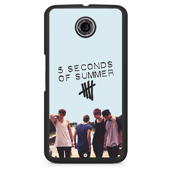5 Seconds Of Summer Album Photo TATUM-73 Google Phonecase Cover For Nexus 4, Nexus 5, Nexus 6 - tatumcase