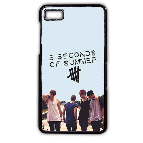 5 Seconds Of Summer Album Photo TATUM-73 Blackberry Phonecase Cover For Blackberry Q10, Blackberry Z10 - tatumcase
