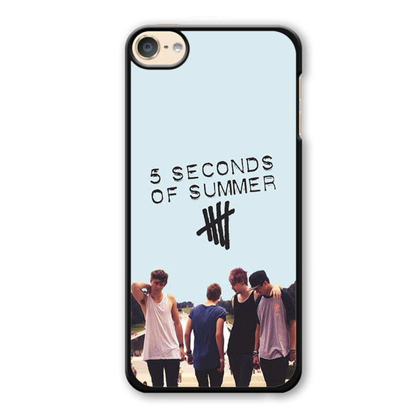5 Seconds Of Summer Album Photo TATUM-73 Apple Phonecase Cover For Ipod Touch 4, Ipod Touch 5, Ipod Touch 6 - tatumcase