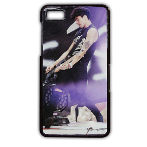 5 Seconds Of Summer Hood TATUM-93 Blackberry Phonecase Cover For Blackberry Q10, Blackberry Z10 - tatumcase
