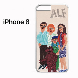 ALF ART - iPhone 8 Case - Tatumcase