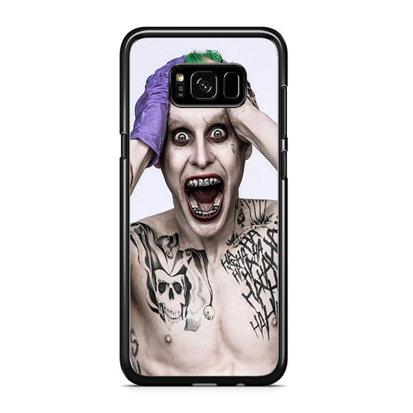 30 Seconds To Mars As Joker TATUM-27 For Galaxy S8 Case