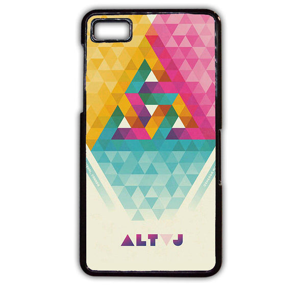 ALT-J Abstract TATUM-662 Blackberry Phonecase Cover For Blackberry Q10, Blackberry Z10