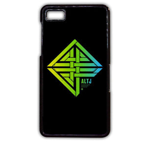 ALT-J TATUM-661 Blackberry Phonecase Cover For Blackberry Q10, Blackberry Z10