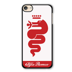 Alfa Romeo Italy Car Phonecase Cover Case For Apple Ipod 4 Ipod 5 Ipod 6 - tatumcase